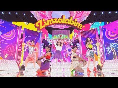 Red Velvet - Sunny Side Up! + Zimzalabim (짐살라빔) [SBS Inkigayo Ep 1008]