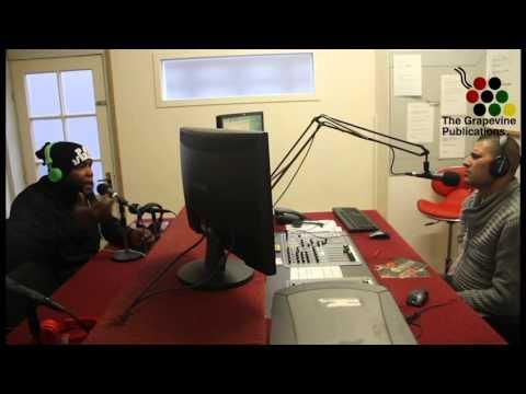 Dr. Umar Johnson interview (Rotterdam)