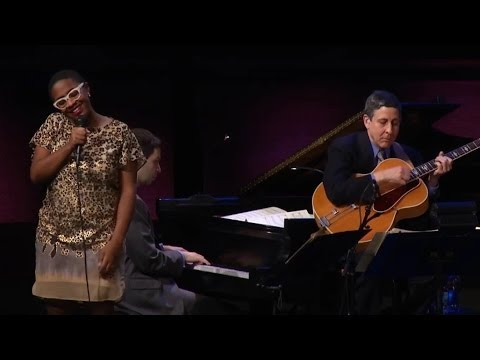 Cecile McLorin Salvant - Have Yourself A Merry Little Christmas - Jazz at Lincoln Center Orchestra