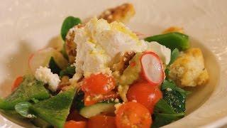 Салат Панцанела. Рецепты от шеф-повара.