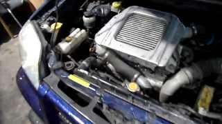 2003 Ніссан Х-Трейл Т30 2.2 дизельний двигун 136BHP 114,700 км