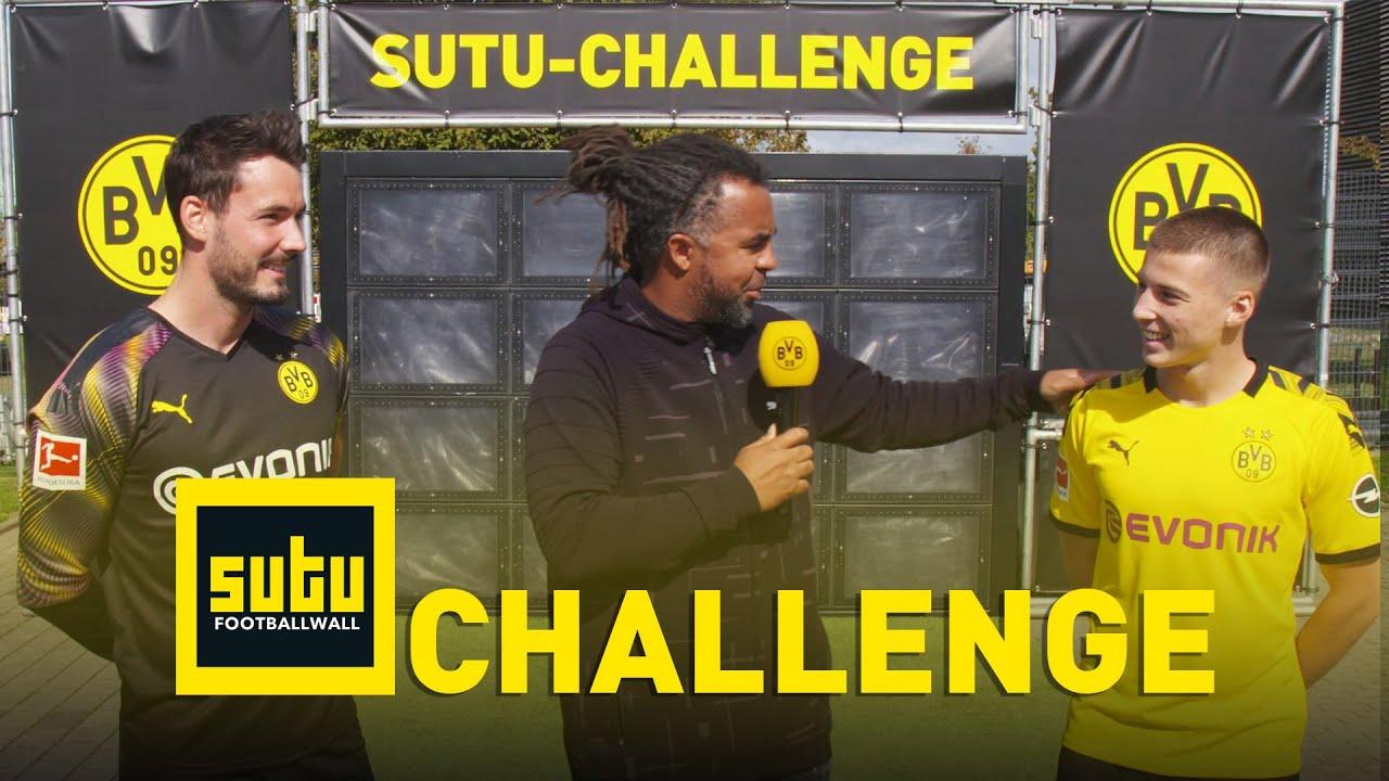 Die BVB-Sutu-Challenge | Roman Bürki & Tobi Raschl | Episode 3
