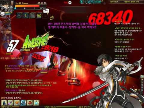 Elsword - 4-6 Hero mode (BM)