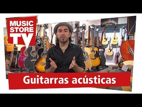 Guitarras acústicas de MUSIC STORE professional