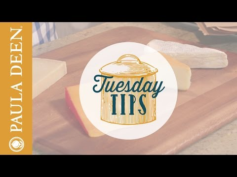 How To Store Cheese - Tuesday Tips