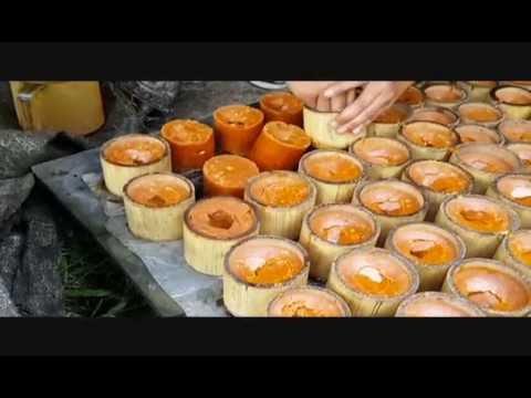 Proses Pembuatan Gula Merah (kelapa) - YouTube