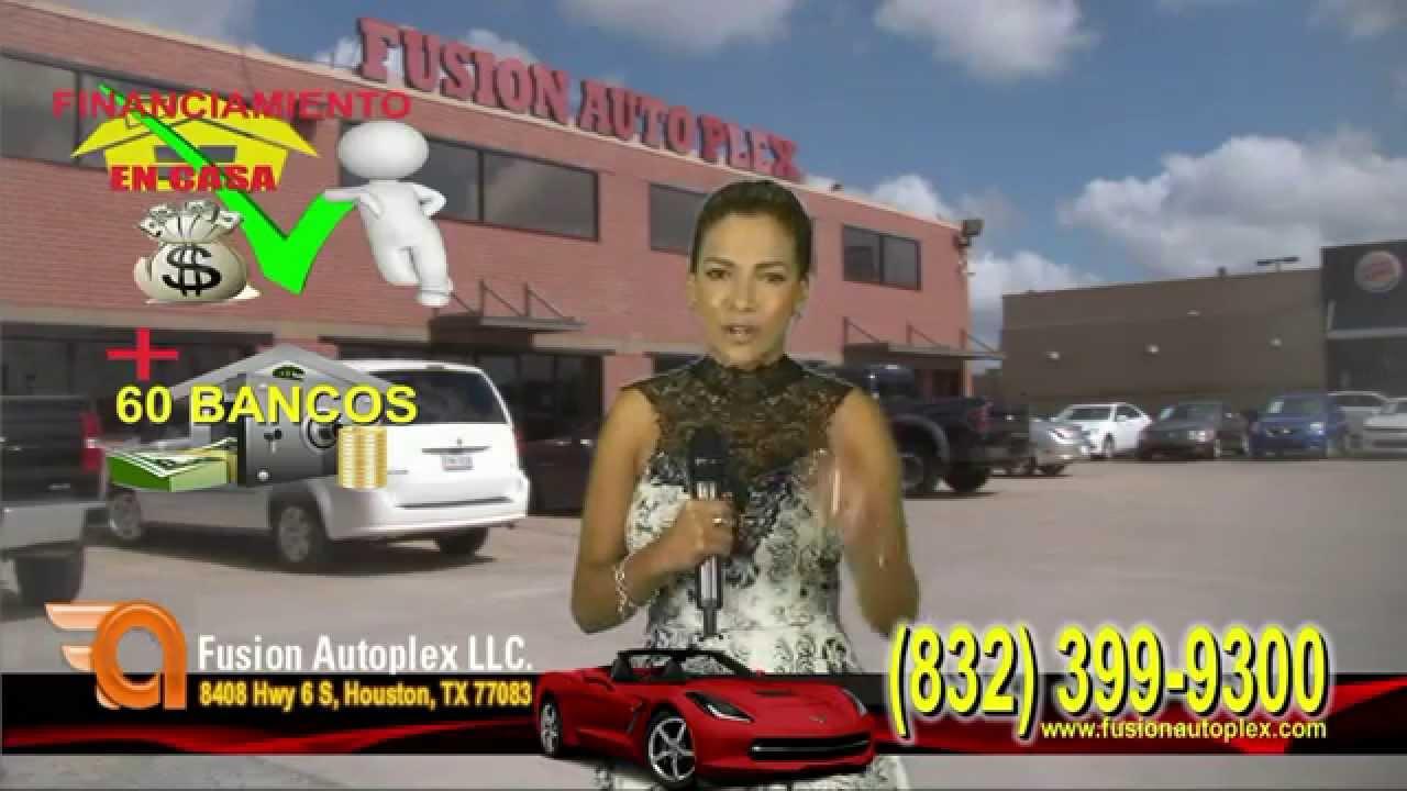 Fusion Autoplex Infomercial