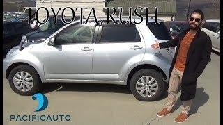 """Выбираем Toyota Rush на """"Зеленом углу"""""""