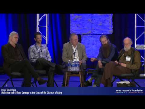 Molecular and Cellular Damage as the Cause of the Diseases of Aging - Panel Discussion