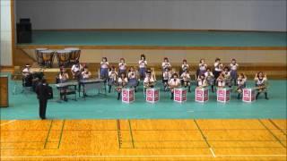 2011年9月30日 福島県下小中学校音楽祭での汐見が丘小学校のビッグバン...