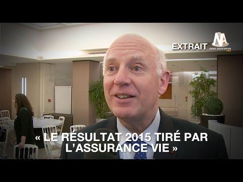"""AG2R : """"Le résultat 2015 tiré par l'assurance vie"""""""