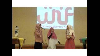 Cover Sakha - Ibu Tresna, Rima dan Tria (WIF)