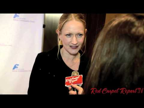 Paula Malcomson at the Friends of the Saban Community Clinic 37th Annual Dinner Gala
