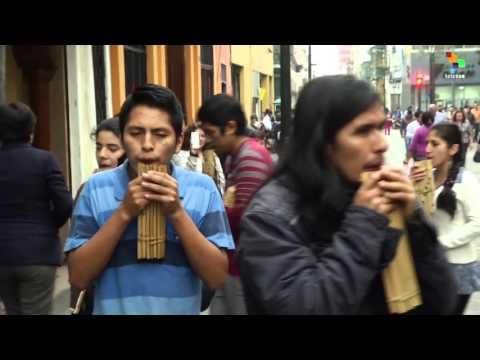 Cultura Latina – Peru's Chinese Culture and Indigenous Sikuri Music
