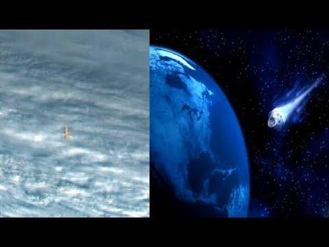 Imagenes: un meteoro más grande que el de Chelyabinsk entro a la Tierra y nadie lo detectó