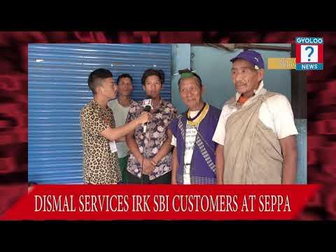 DISMAL SERVICES IRK SBI CUSTOMER AT SEPPA