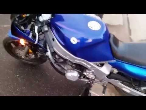 1993 Yamaha FZR600 Walk Around