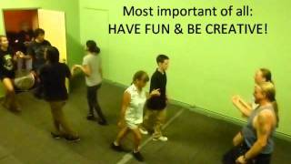 How to Ceili Irish Dance - The Walls of Limerick