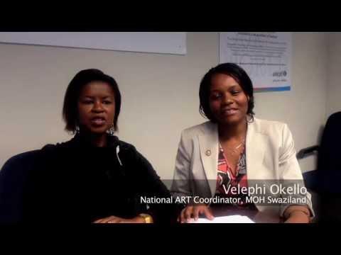 An Update on Swaziland's Pediatric ART Program