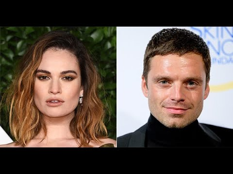 Hulu Debuts First Images of Lily James, Sebastian Stan in 'Pam ...