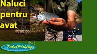 Pescuit la avat pe Dunare - Naluci