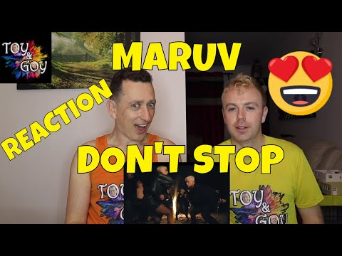 MARUV - Don't Stop (Hellcat Story Episode 2) - Reaction
