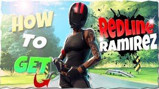 *HOW TO GET* Raider Skin | Redline Ramirez | Fortnite Save The World PVE