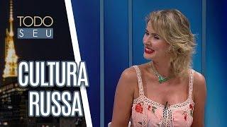 Baixar Apresentadora Lola Melnick fala sobre cultura russa e prepara um prato típico - Todo Seu (14/06/18)