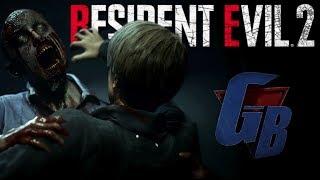 Resident Evil 2 w/ the GigaBois part 2!