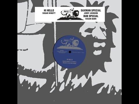 Jerry Johnson - Saxman Special