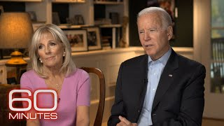 """i don't worry about the gaffes. and, you know what, american people who joe biden is,"" jill says her husband's performance in primary d..."