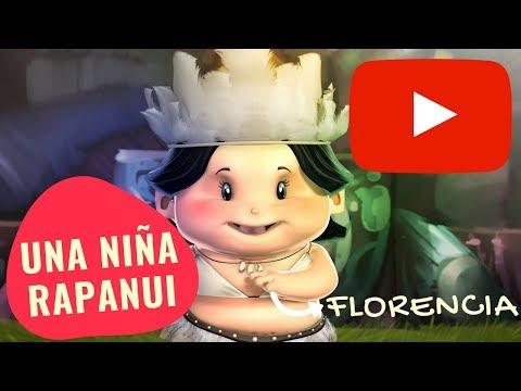 Florencia una niña Rapa Nui | Pichintún | Capítulo 1