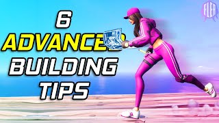 6 *ADVANCED* Building Tips You Need To Know...