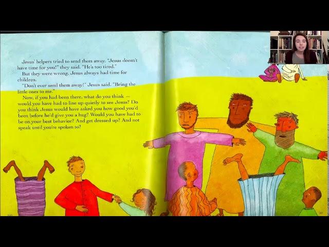 Bible Story #9: The Friend of Little Children