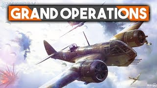 NEW GRAND OPERATIONS ► Battlefield V Grand Operations Explained (Tides of War)