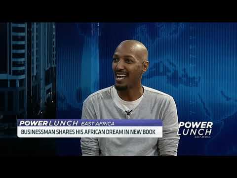 Entrepreneur shares his African dream in new book
