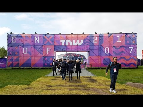 The Next Web Conference Aftermovie - TNW 2017