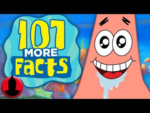 107 Spongebob Squarepants Facts YOU Should Know Part 2 | Channel Frederator
