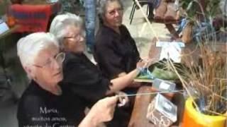 Mercado solidário no Centro de Bem Estar Social de Vale de Figueira