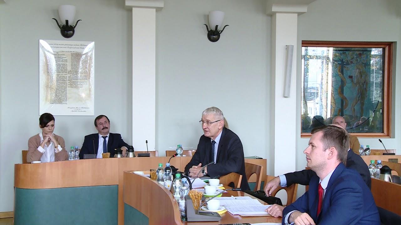 TKB – Dyskusje o protokołach z poprzednich sesji – 27.10.2017