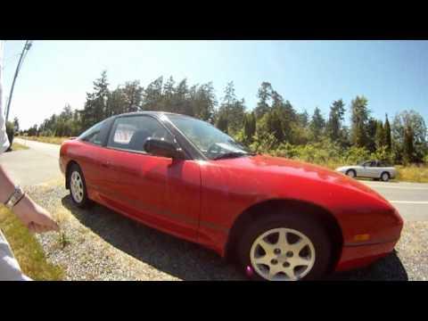 1993 Nissan 240sx Super Hicas  YouTube