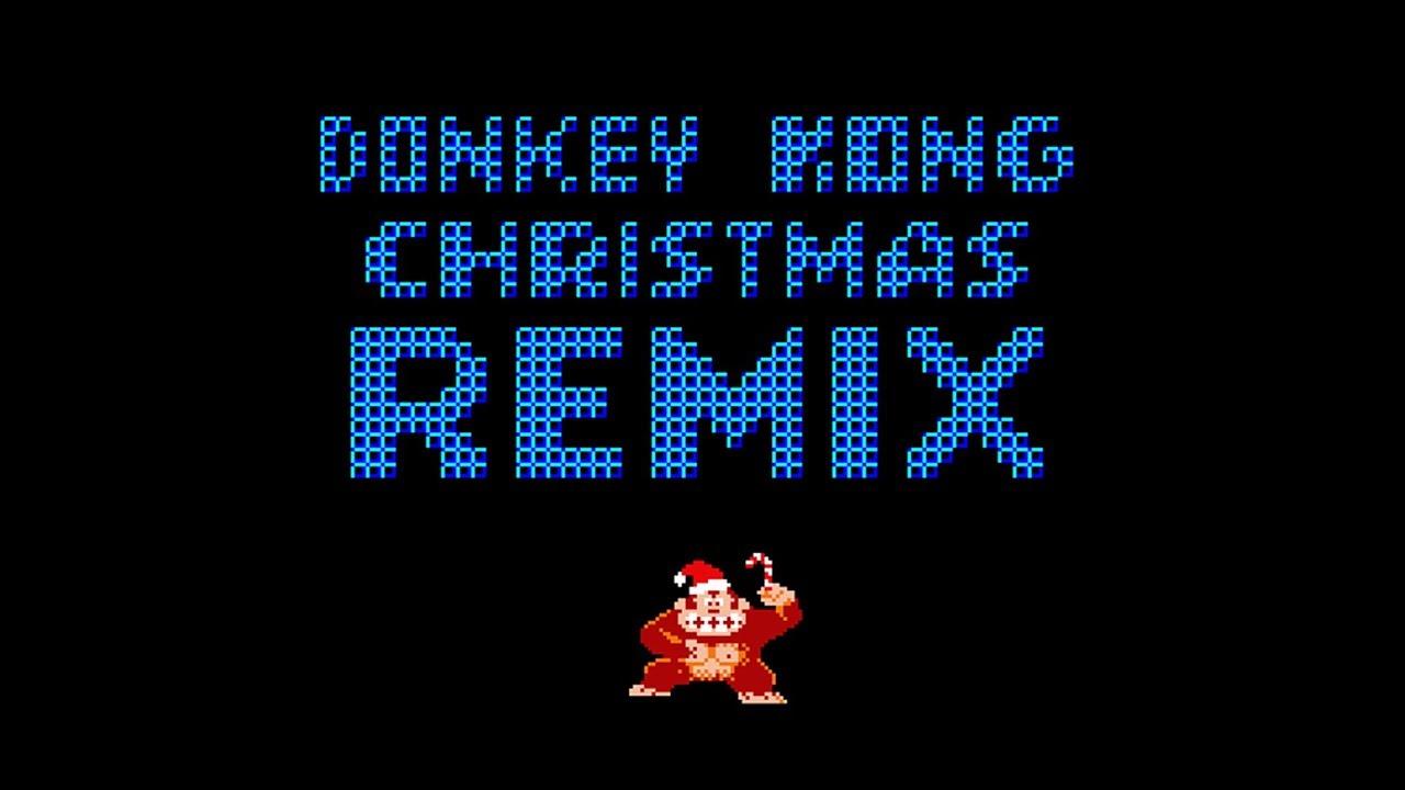 Christmas Remix.Donkey Kong Christmas Remix