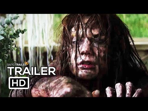 Clint August - SWAMP THING Official Trailer #2 (2019) DC Universe, Series HD