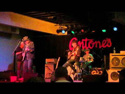 Tommy Shannon Blues Band Live- Antone's  2/10/16