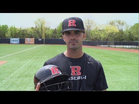 RVision: Mike Carter's Facemask @BaseballRU