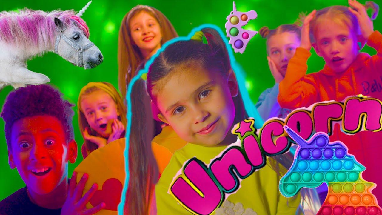 CIAO PATRICIA (cover) / UNICORN - Ana Beregoi   /   Muzica pentru copii