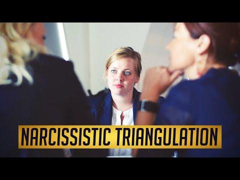 Narcissistic Triangulation