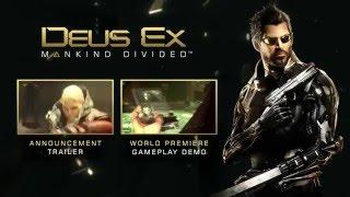 Deus Ex Mankind Divided  компьютерная игра в жанре ActionRPG с элементами шутера от первого лица стелсэкшена и RPG разр