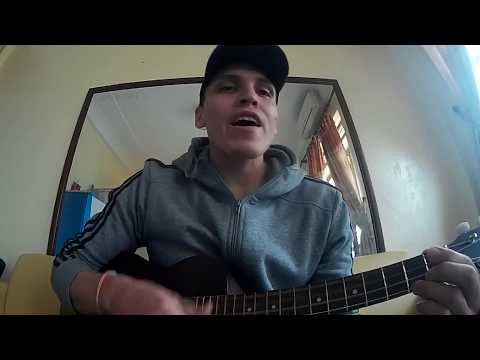 Dylan Santiago - Waste of Space (Baritone Ukulele)