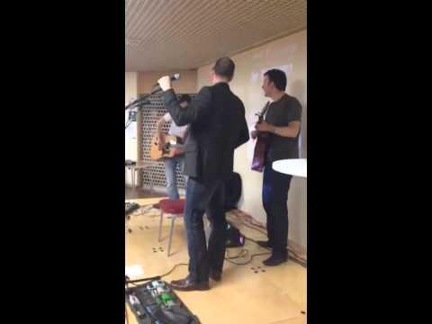 Tyson Marsh Sings Burning Ring of Fire